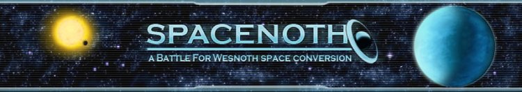 Spacenoth - Wesnoth Blog