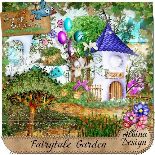 PrelestnayaP Design Fairytail garden by Albina Design