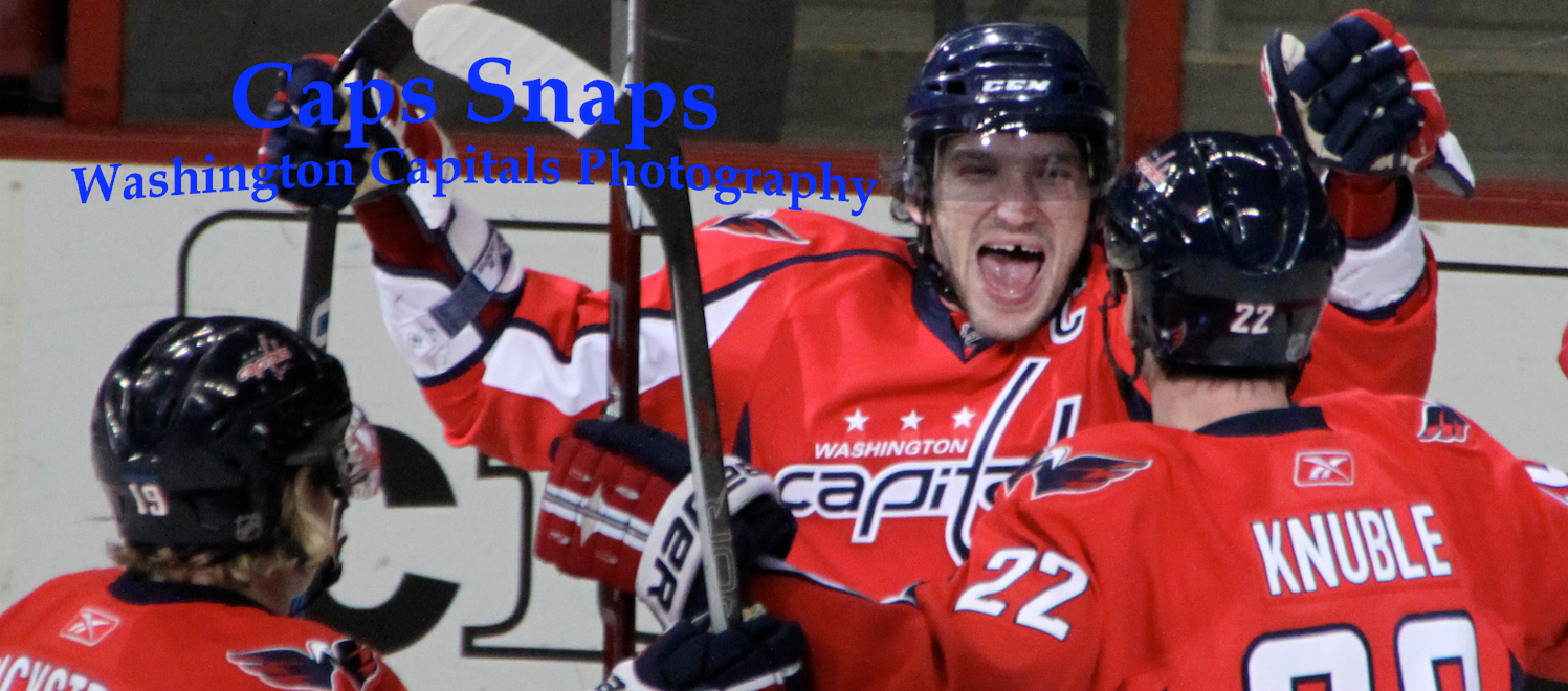 Caps Snaps - Washington Capitals Photography