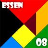 Logo Spiele Messe Essen 2008