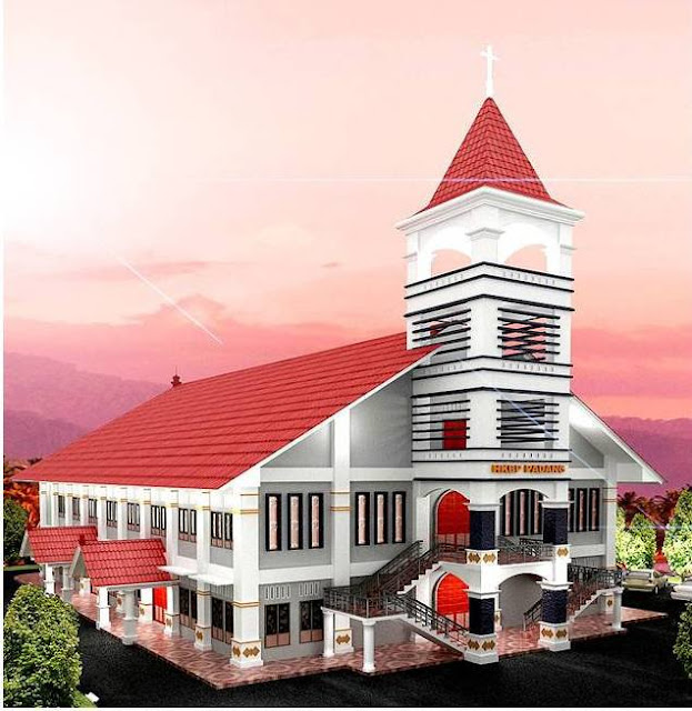 Rancangan Gereja Baru