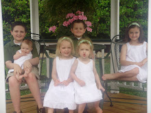 My grandchildren:  Jake, Grace, Ally, Luke, Maggie and Henna