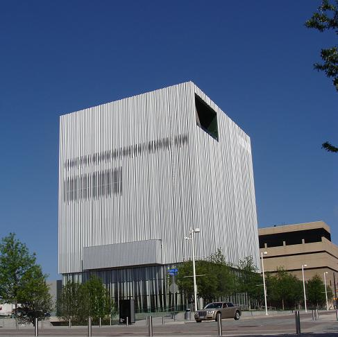 / P L E A S U R E /: A Rem Koolhaas in Texas