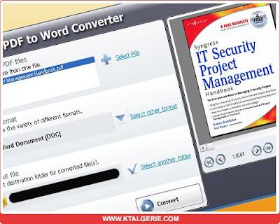 word vers pdf logiciel gratuit