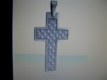 ( 7 )        stainless cross $10.00