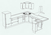 Küchenpläne wir bauen ein fingerhaus medley 400 b
