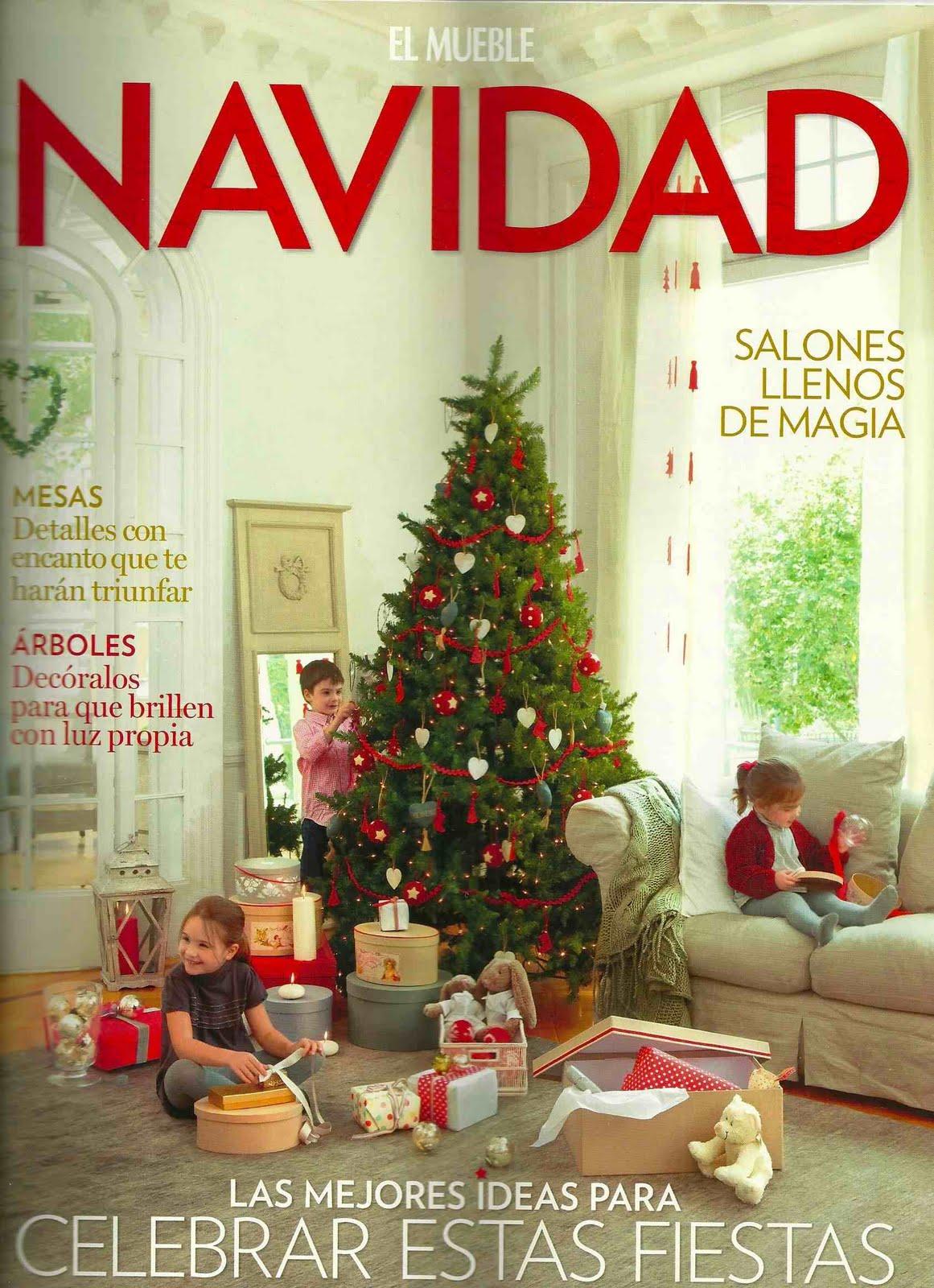 Del especial de navidad la revista decoracion el mueble n for El mueble decoracion