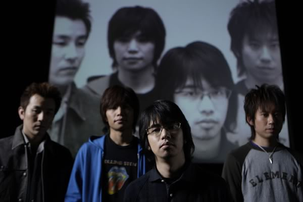 [Banda]Asian Kung-Fu Generation AsianKungFuGeneration