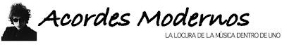 El blog Acordes Modernos