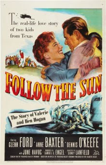 Follow the sun, 1951