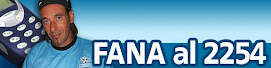 "Mandá ""FANA"" al 2254"