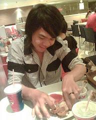 Enjoy eating^3^