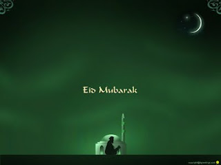 Green Eid Wallpaper Collection
