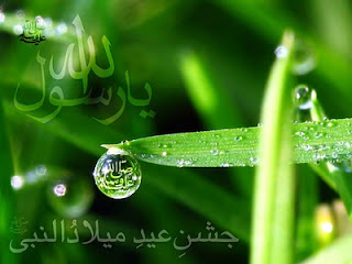 eid milad-un-nabi 2010 wallpapers