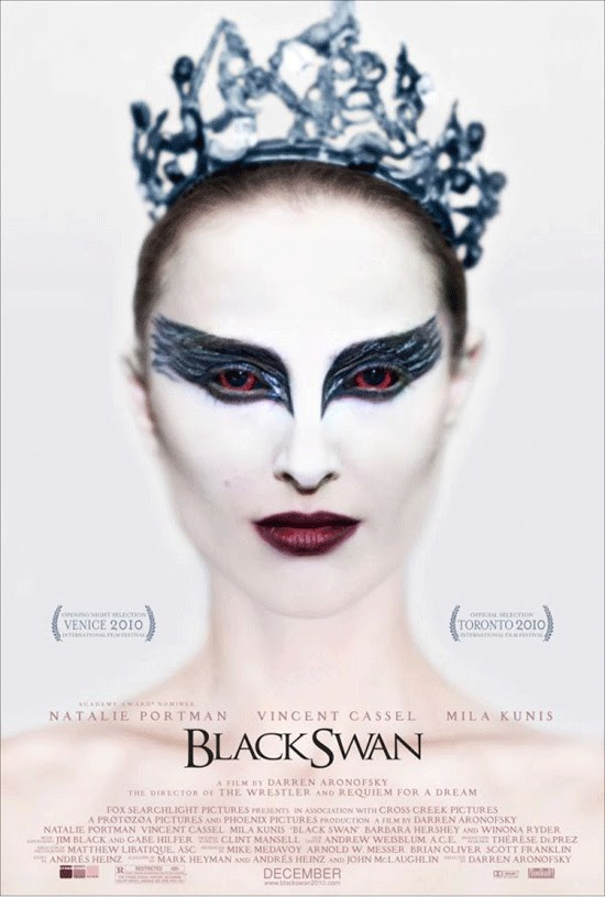 Black Swan has one of the freshest ratings on Rotten Tomatoes' current chart