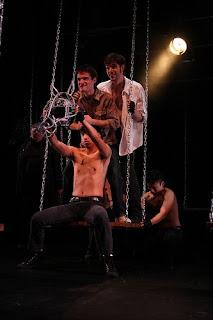 My Theatre: Hart House's Equus | 213 x 320 jpeg 18kB