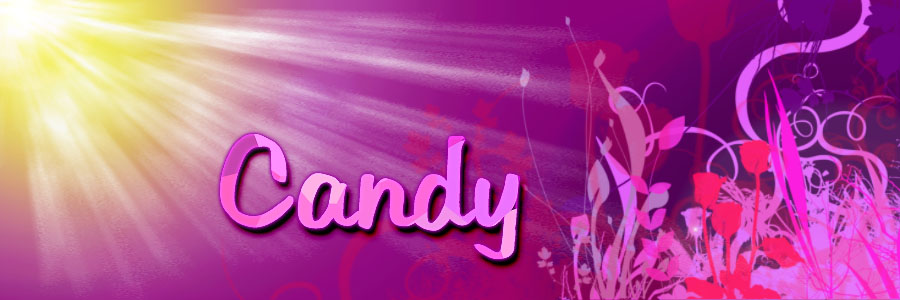 The Candy's World
