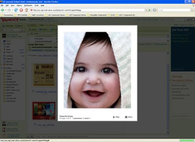 Yahoo Mail Image View
