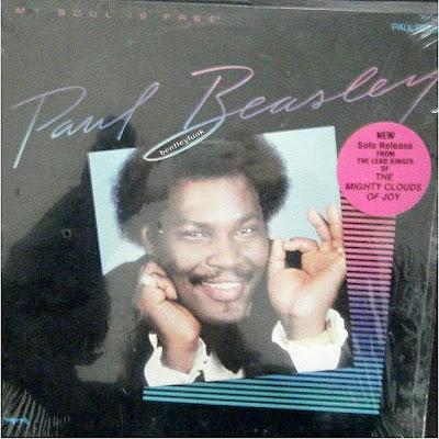 PAUL BEASLEY - 1983 - MY SOUL IS FREE