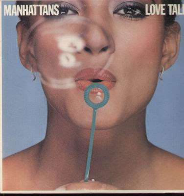 Manhattans - Love Talk / 1979