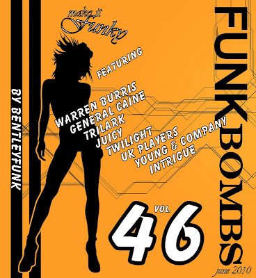 FUNK BOMBS vol. 46 by Bentleyfunk / make it funky
