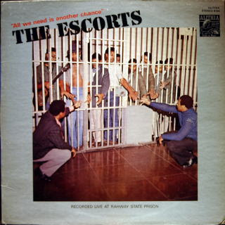 Cover Album of THE ESCORTS - All We Need is Another Chance  1973