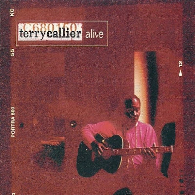 Terry Callier - Alive  2001