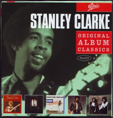 Stanley Clarke - Original Album Classics [5CD Box Set]