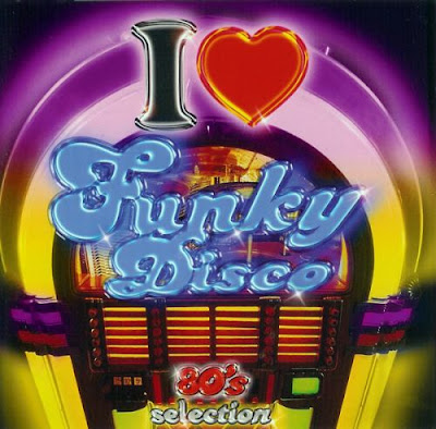 VA - I Love Funky Disco Vol. 1 (2CD) 2004