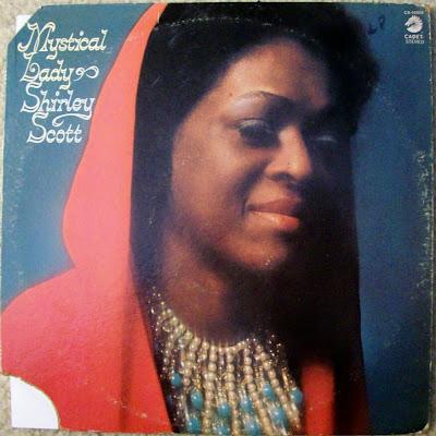 Shirley Scott - Mystical Lady (1971)