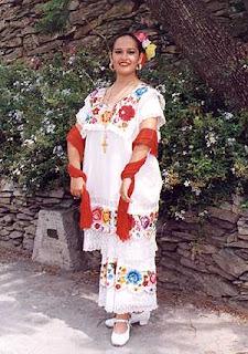 vestuarios regionales del estado de mexico
