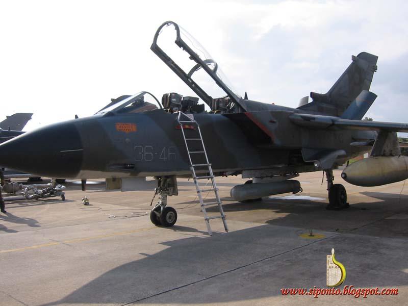 Aeroporto Ghedi : Un manfredoniano comandante del ^ gruppo dell aeroporto
