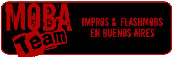 Impros & Flashmobs en Buenos Aires
