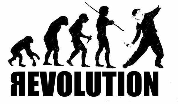 Ya lo dijo Darwin...