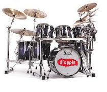 d'apple drum