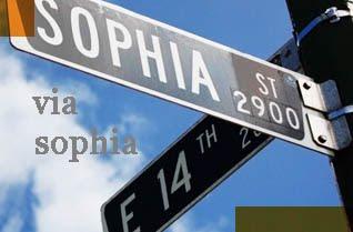 Via Sophia