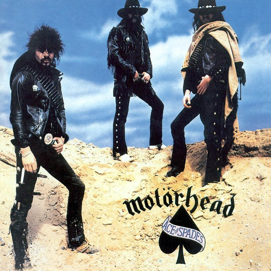 Motorhead - Ace Of Spades (1980) mp3, 320 kbps.