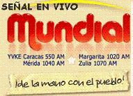 YVKE MUNDIAL (Radio On Line - Noticias y Musica de Venezuela