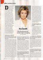 Ana Zanatti foi uma das caras do MPI