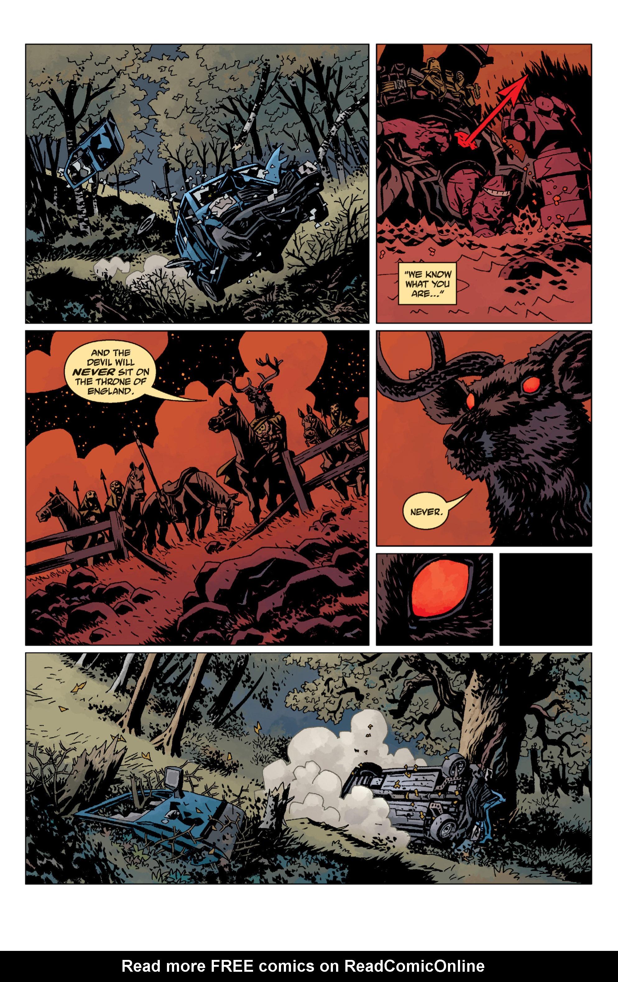 Hellboy chap 12 pic 25