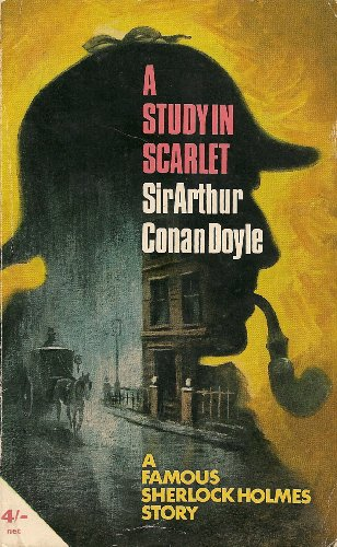 an analysis of detective story sherlock holmes by arthur conan doyle A study in sherlock  the fictional detective created by sir arthur conan doyle, a scottish author and physician  sherlock holmes was introduced by doyle in.