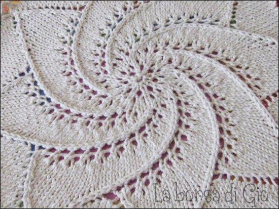 Schema centrino a maglia