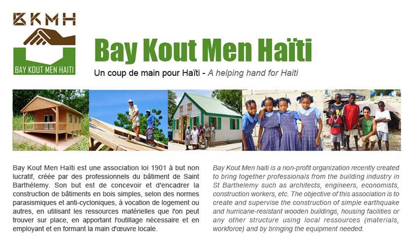 Bay Kout Men Haiti