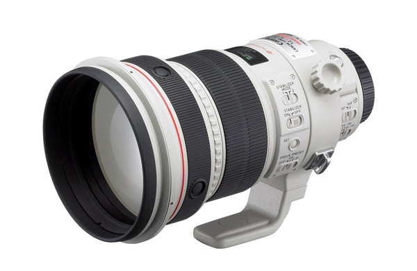 CANON EF 200 F:2 L IS