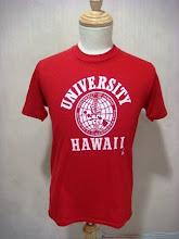 Vintage University Hawaii Polytees