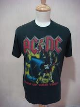 Vintage ACDC Tour 88