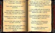 Santidade na Bíblia
