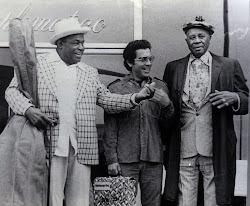 Dixon, Raúl y Sunny