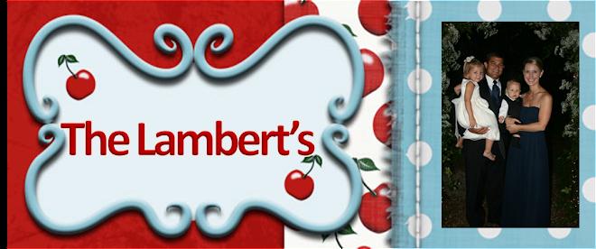 The Lambert's