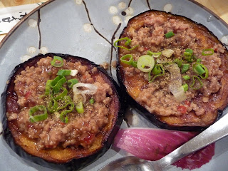 Mâbo-Nasu (aubergines farcies) - Une tuerie !